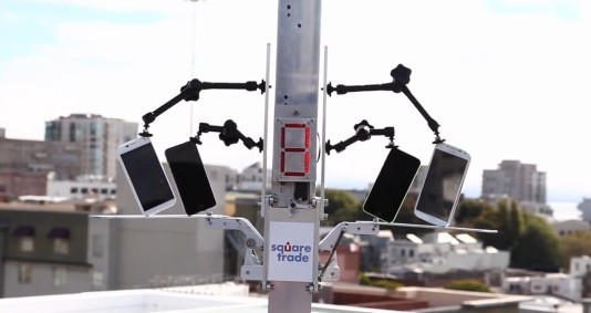 The Most Easily Broken Gadgets Drop Test