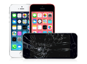 iPhone 5C and 5S screen repair guide