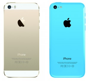 iPhone 5S or iPhone 5C back replacement