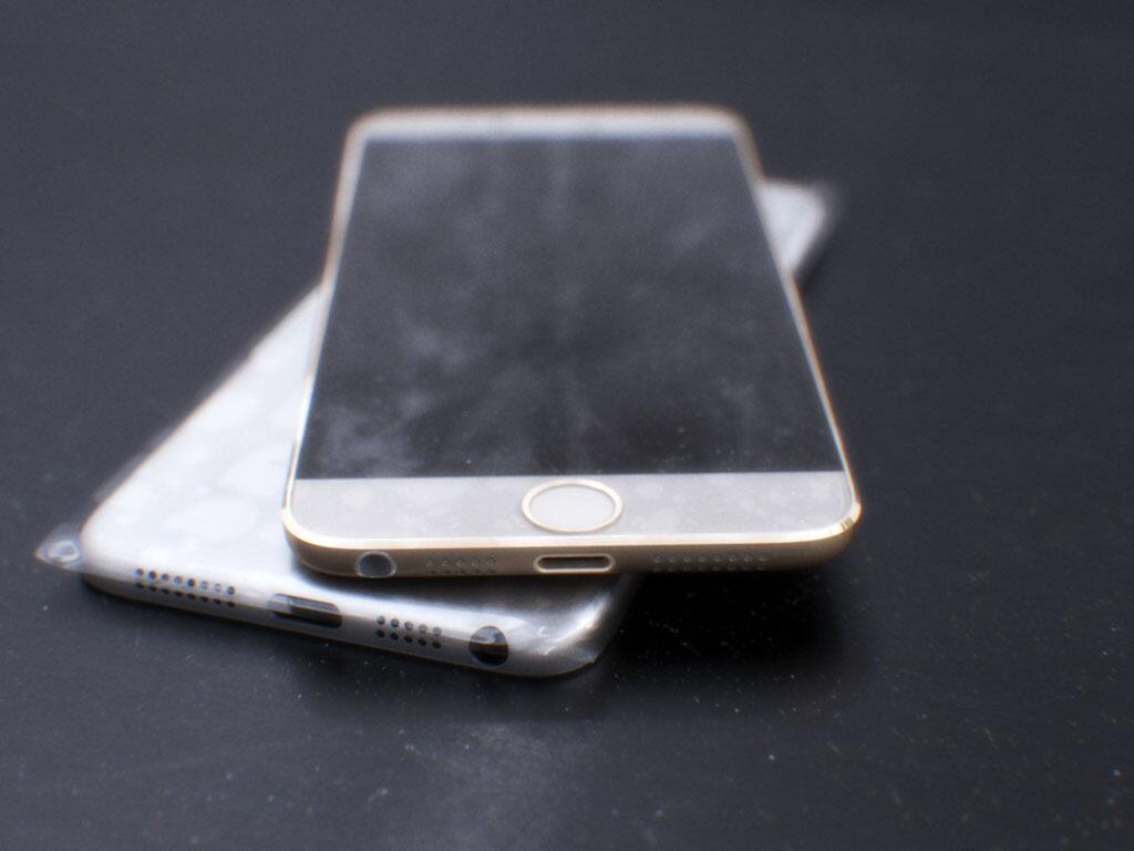 iPhone 6 screen display