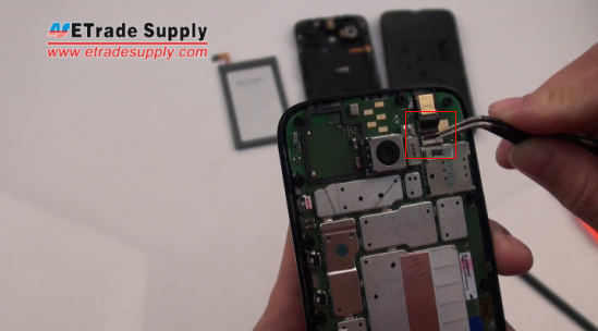 Moto G Disassemble/Take Apart/Tear Down Tutorial - ETrade Supply