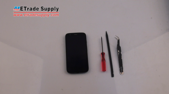 repair broken Motorola Moto G parts