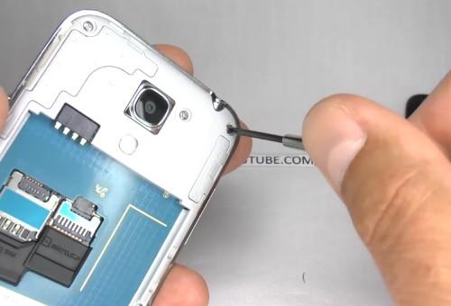 Galaxy S4 Mini viti