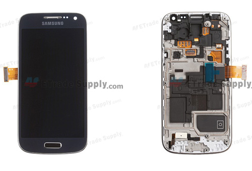 Galaxy S4 Mini screen assembly with front housing