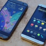 New HTC One M8 VS HTC One M7