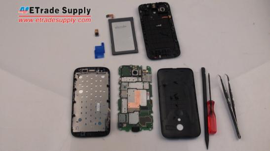 Reassemble Motorola Moto G for Parts Repair