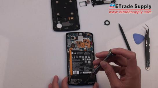 Nexus 5 loud speaker module