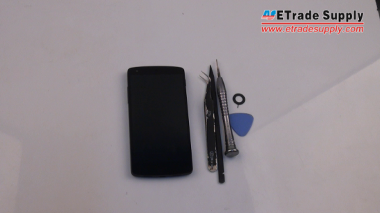 repair broken Nexus 5 parts