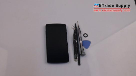 repair broken Nexus 5 parts