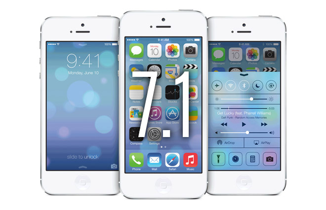 new iOS 7.1 features