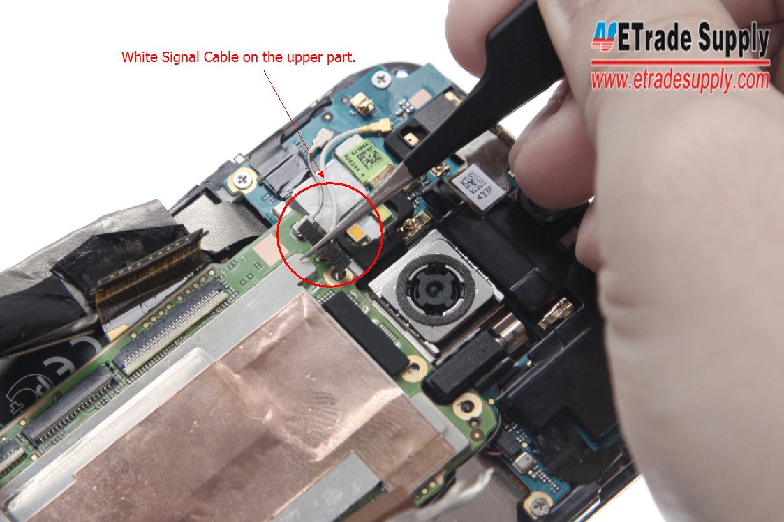 How To Disassemble  Tear Down The Htc One M8