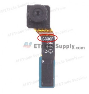 Galaxy S5 SM-G900F Rear Facing Camera