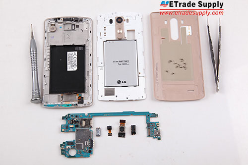 LG G3 Reassembly