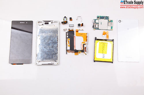 Xperia Z2 reassembly