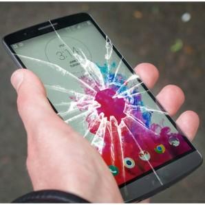 Cracked LG G3 Screen