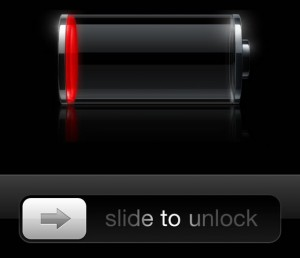 iphone battery short of life