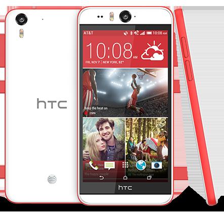 HTC Desire Eye Selfie