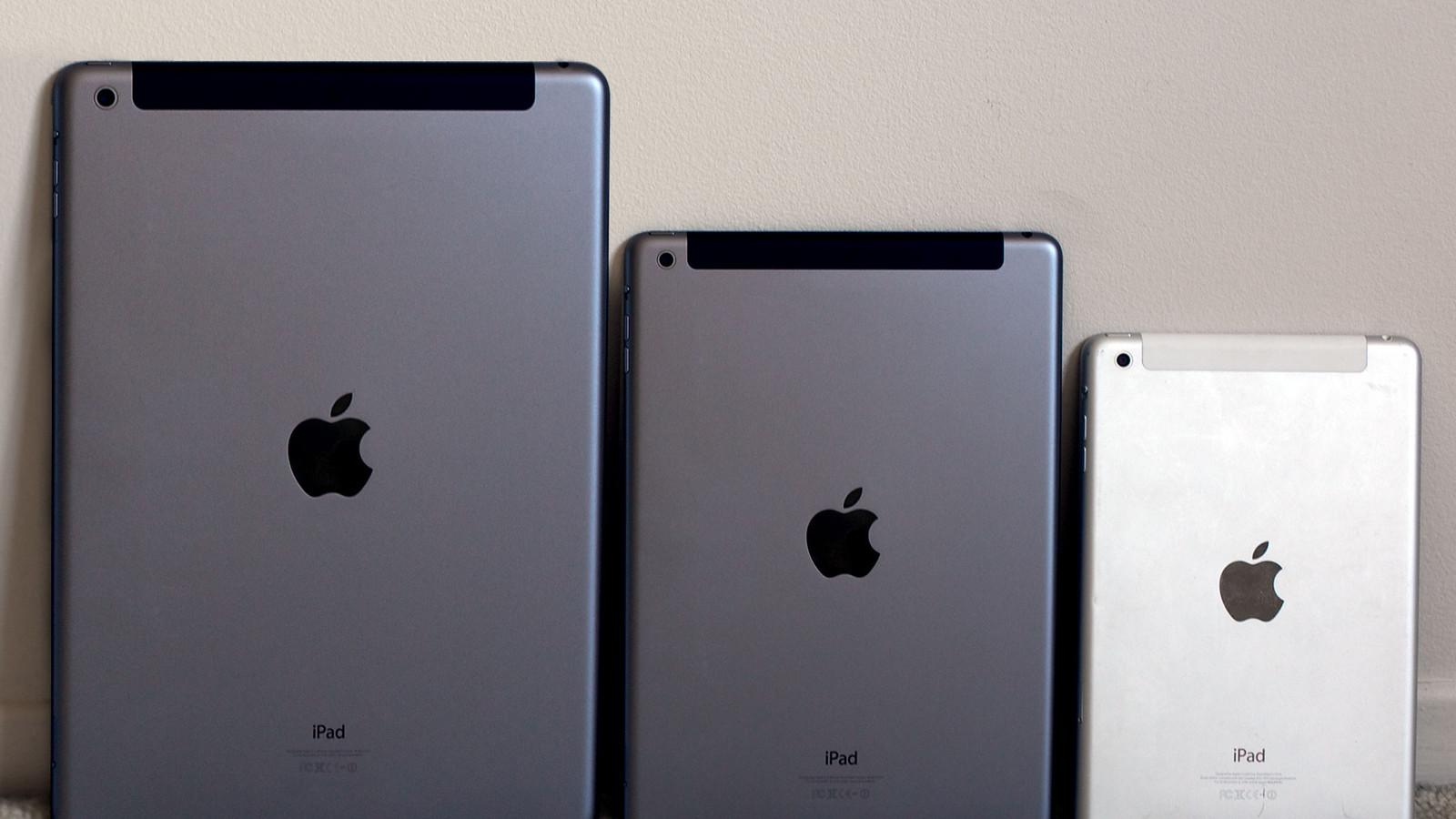 Largest Size iPad Mockup Leaks