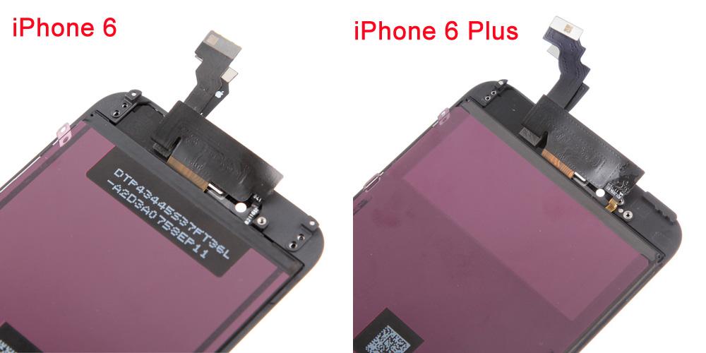 iphone 6, 6 Plus Screen Comparison 4