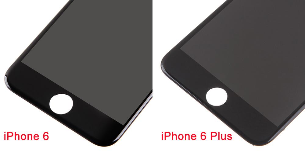 iphone 6, 6 Plus Screen Comparison 6