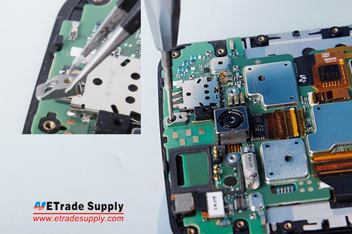 3.2 Assemble the logic board and LCD screen assembly_1