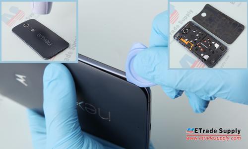 Nexus 6 pry up battery door