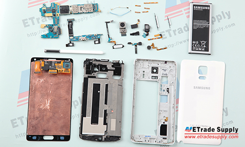 Note 4 Disassembly Finished