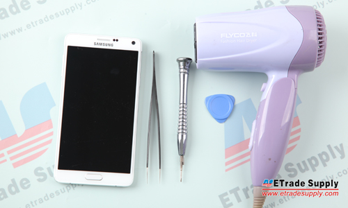 Note 4 Disassembly
