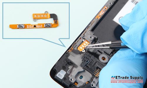 Note 4 Power Button Flex
