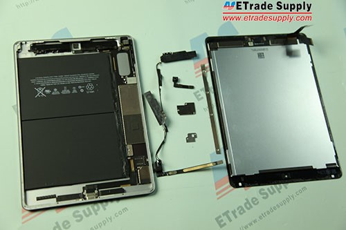 how to reassemble ipad air 2
