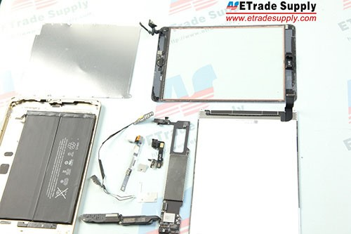 how to reassemble ipad mini 3