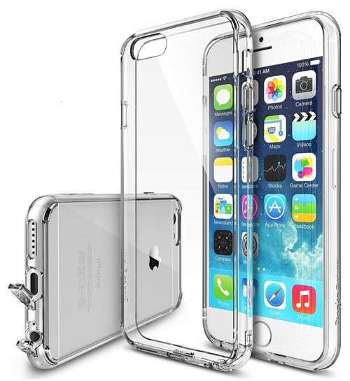 bumper cover iphone 6