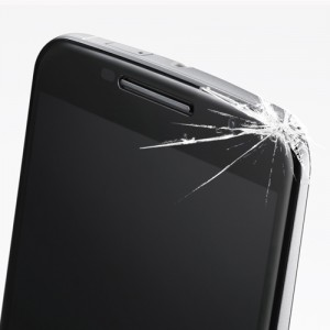 Nexus 6 Cracked Screen