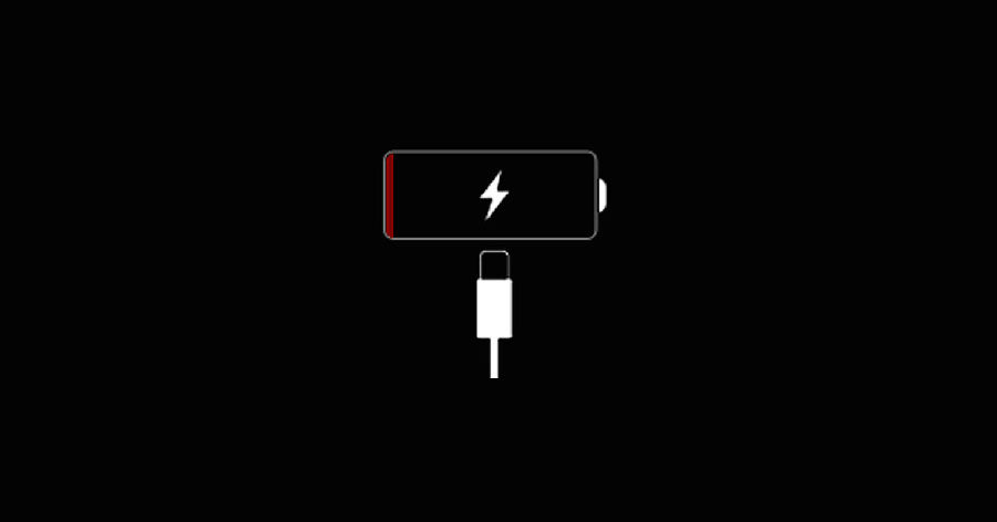 how to turn on find iphone when battery is dying