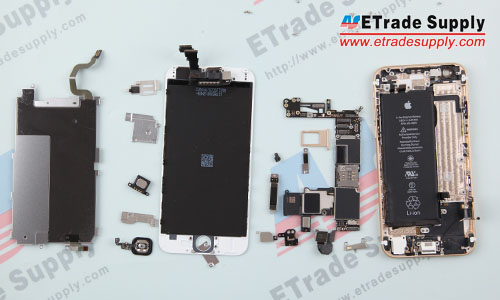 27. The iPhone 6 disassembly had been finished.