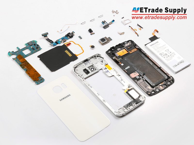 How To Reassemble Samsung Galaxy S6 Edge Within 10 Minutes