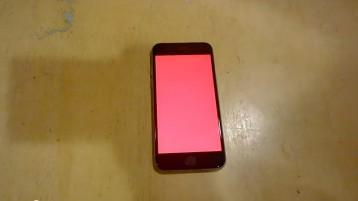 iPhone 6 red screen fix