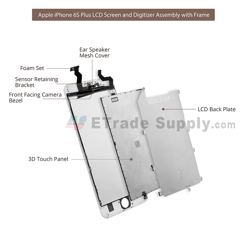 iPhone-6S-Plus-LCD-screen-replacement-guide-Etrade-supply