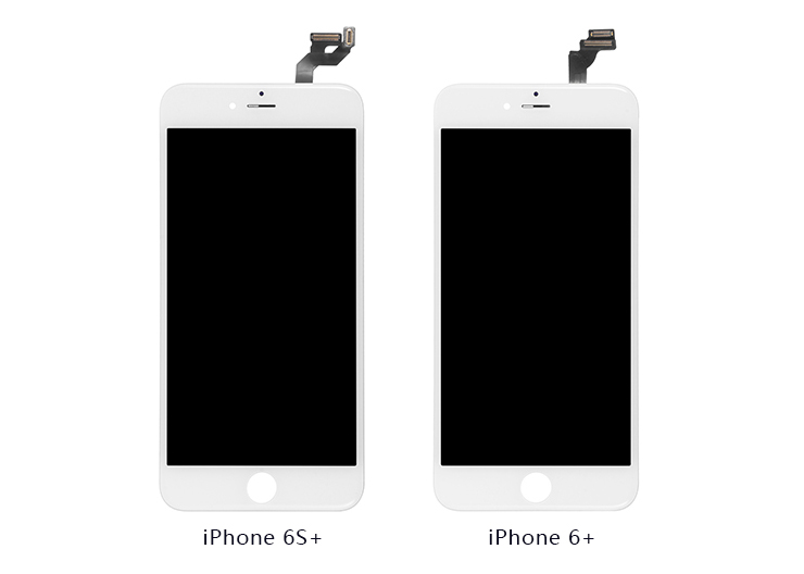 iphone 6 and 6s difference