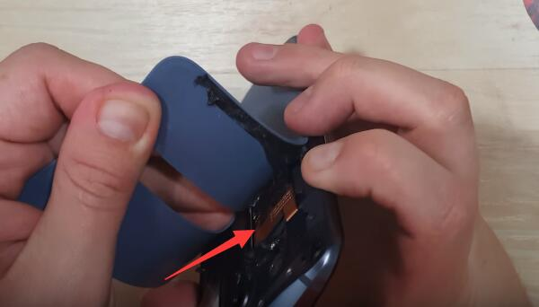 how to fix damaged lens connection