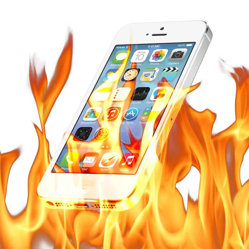 iphone gets hot and battery draining.jpg