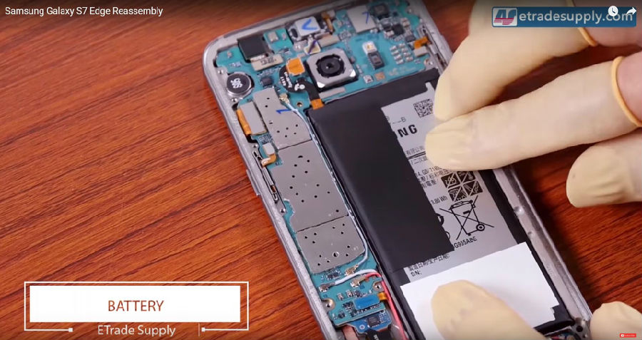 Guide: How to Repair Samsung Galaxy S7 Edge Cracked Screen
