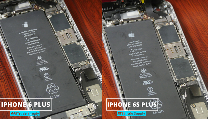 09iPhone 6 plus vs iphone 6s plus installation1