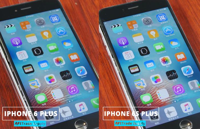 10iphone 6 plsu vs iphone 6s plus