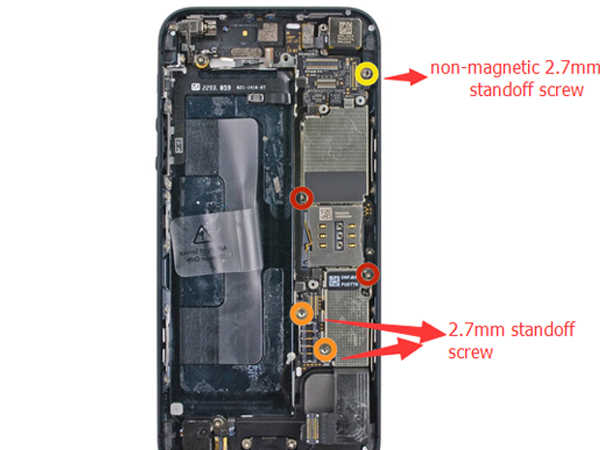 iphone 5 screwdriver size did you the right screwdriver to repair iphone 8448
