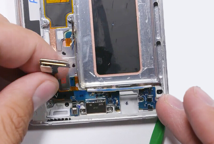 25.remove charging port
