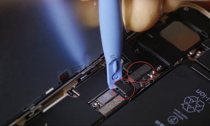 11.remove connectors