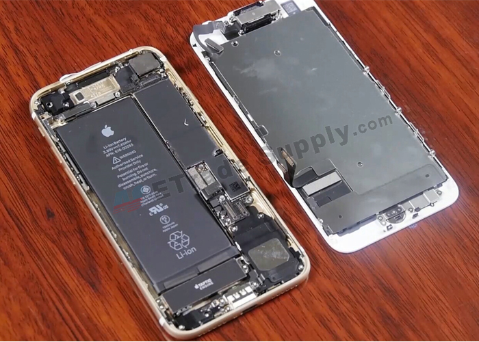 14.remove screen assembly
