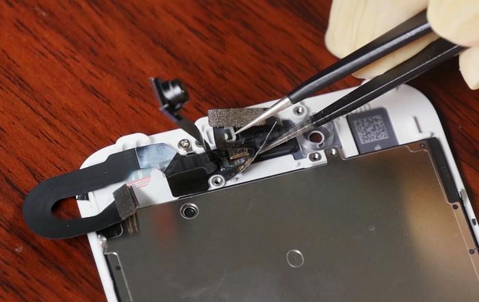 19.remove front camera and proximity sensor