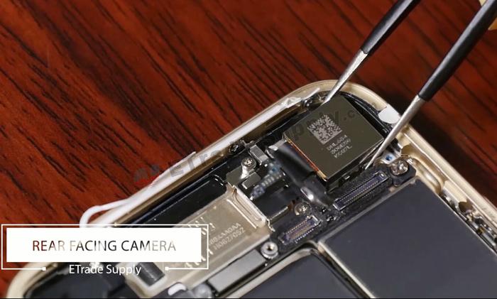30.remove rear camera